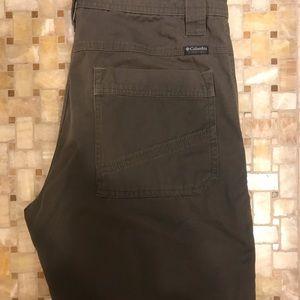 Columbia Pants - Columbia Omni Shield Pants (32x30, 100% Cotton)